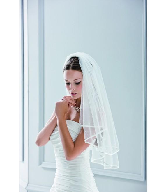 Emmerling Sluier 10067  - The Beautiful Bride Shop