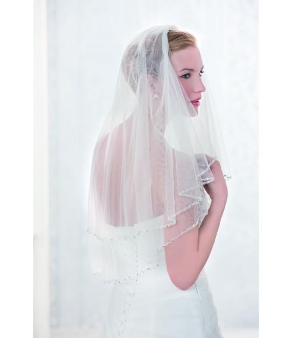 Emmerling Sluier 10089  - The Beautiful Bride Shop