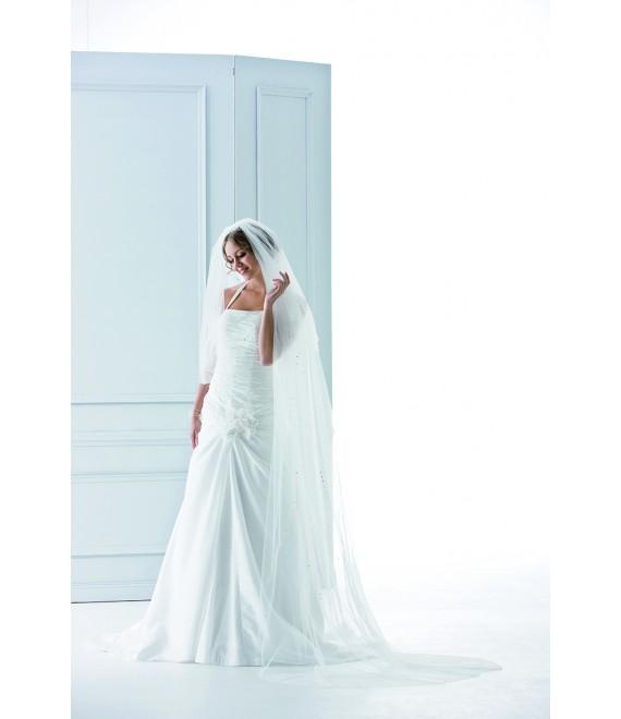 Emmerling Sluier 12814  - The Beautiful Bride Shop