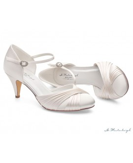 G.Westerleigh Bridal Shoes Lilly-Ivory-40-tweedekans
