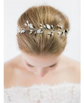 Abrazi Haarstreng Bruid HB-FD-Zilver
