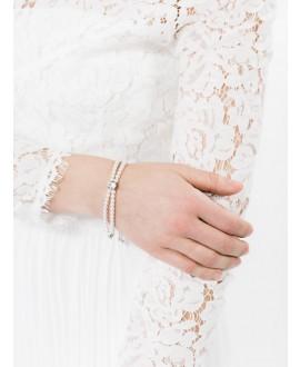 Nina | Armband Bruid - Abrazi AG-RND