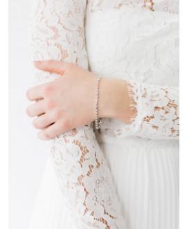 Sophia | Armband Bruid - Abrazi AC-PP24-RL
