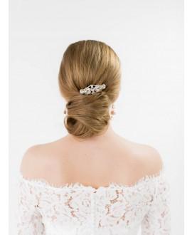 Abrazi Bruids Haarclip HC-VO Rose