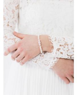 Nina | Armband Bruid - Abrazi AG-MC3