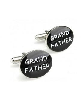 Manchetknopen voor opa (grandfather)
