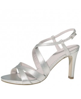 Fiarucci Bridal Wedding Shoes Sasja Zilver