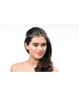 Poirier Haarband Bruid BB-658 Rose
