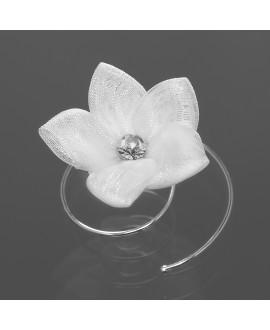 Curlies met bloem en stass steentje