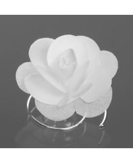Prachtige curlies met bloem