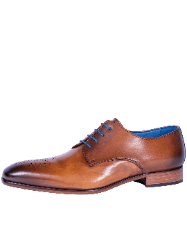 Mr. Fiarucci Trouwschoenen Heren Carlos Brandy