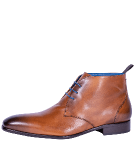 Mr. Fiarucci Trouwschoenen Heren Charley Brandy
