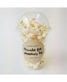 Popcorn Beker - popping