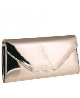 Rainbow Club Enveloppe Clutch Saskia Rose-Goud