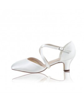 The Perfect Bridal Company Bruidsschoenen Renate Satin