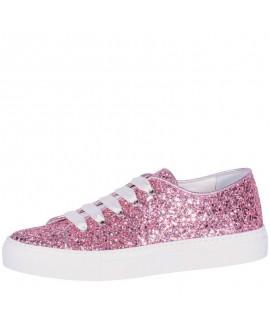 Fiarucci Bridal Bruidsschoenen Sneaker Suzan Roze Glitter
