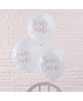 Team bride ballonnen (10st)