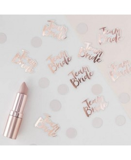 Tafelconfetti Team Bride
