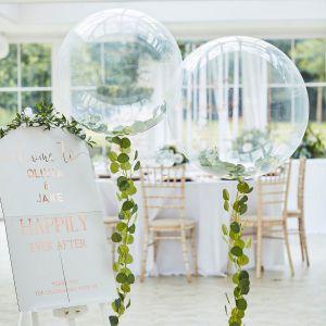 Ginger Ray BR-373 Botanical Wedding Orbz Ballon
