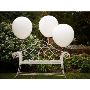 Ginger Ray AF-646 Vintage Affair Grote Witte Ballonnen