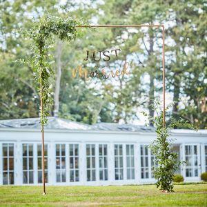 Ginger Ray BR-349 Botanical Wedding Koper Frame
