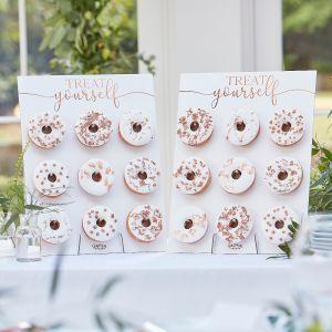 Ginger Ray BR-352 Botanical Wedding Donut Walls