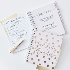 Ginger Ray GO-155 Gold Wedding Weddingplanner