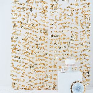 Ginger Ray PM-422 Pick & Mix Pastel Gouden Backdrop