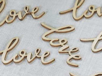 Ginger Ray BH-732 Tafel Confetti